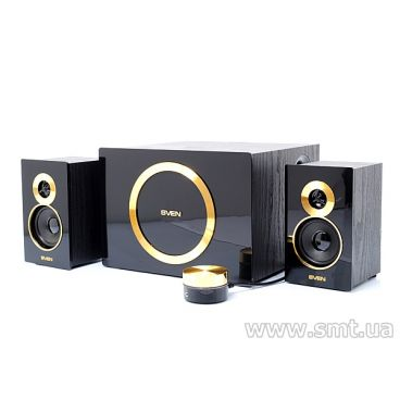Акустика  2.1 Sven MS-1085 black-gold
